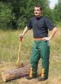 Forstschutz-Beinlinge