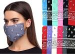 Selbstanfertigung Baumwollstoff - Gesichtsmaske
