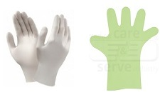 Einweg-Handschuhe