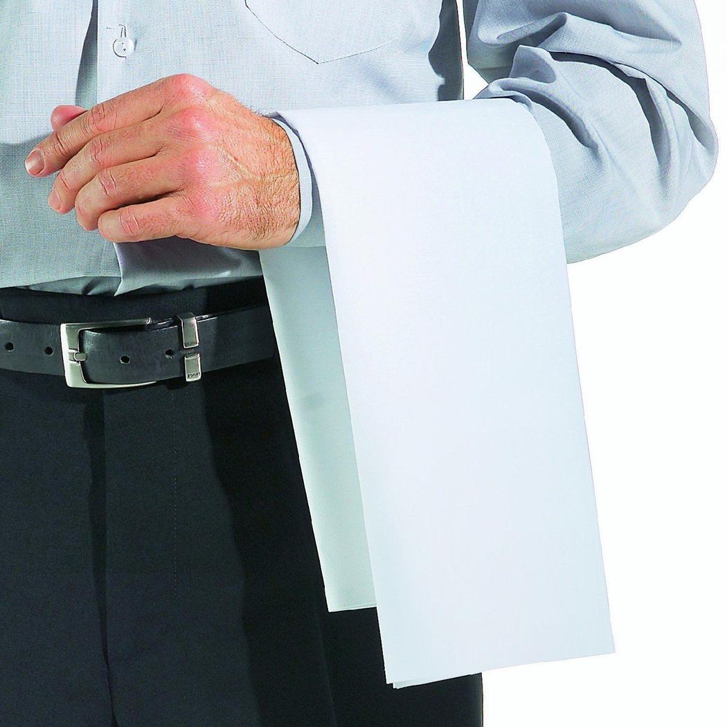 LEIBER-Jobwear, Handserviette weiß