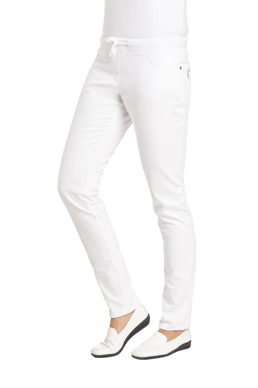 LEIBER-Jobwear, Damen-Arbeits-Berufs-Hose, Bundhose, 5-Pocket-Form, 80cm