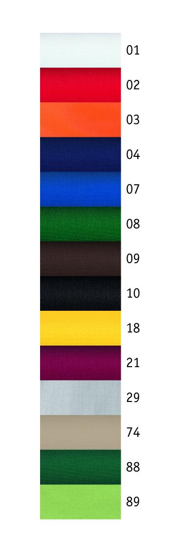 LEIBER-Jobwear, Bistroschürze, Arbeits-Berufs-Schürze, Vorbinder, de Luxe, ca. 80x125 cm, gelb