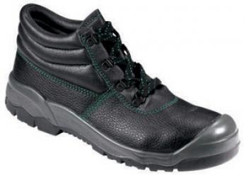 F-Arbeits-Berufs-Sicherheits-Schuhe, Schnürstiefel ROSTOCK ÜK S 3