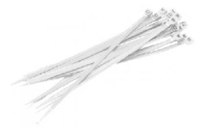 F-Kabelbinder, Beutel á 100 Stück, weiß