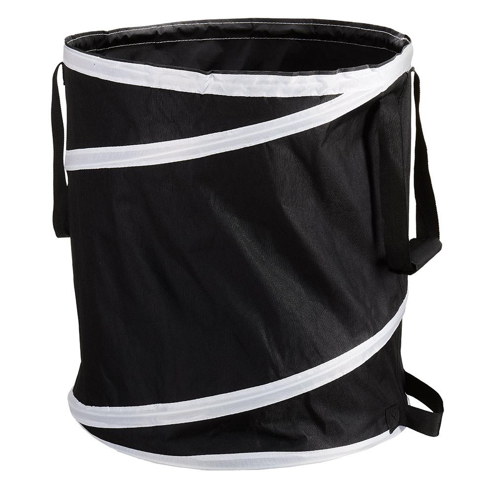 F-POP-UP Gartenabfallsack 80 L, schwarz