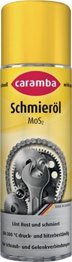 CARAMBA-Schmieröl MOs2 300 ml Spraydose