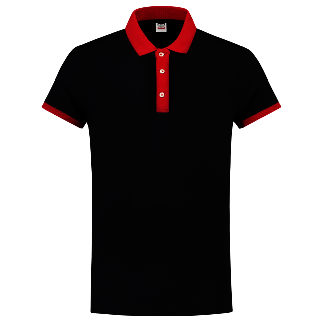 TRICORP-Poloshirts, Bicolor, 210 g/m², navy/red