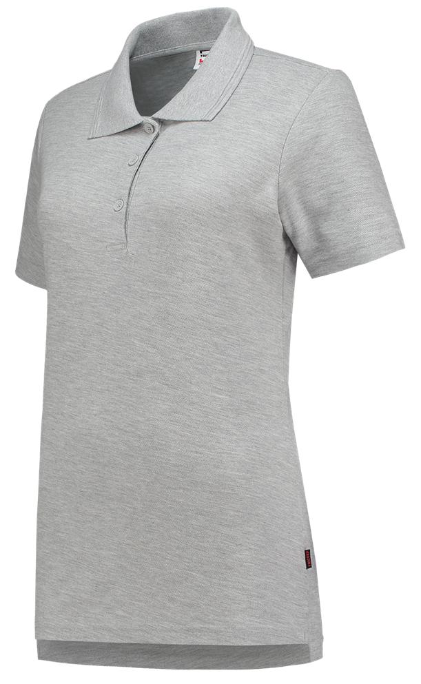 TRICORP-Damen-Poloshirts, 180 g/m², grau meliert